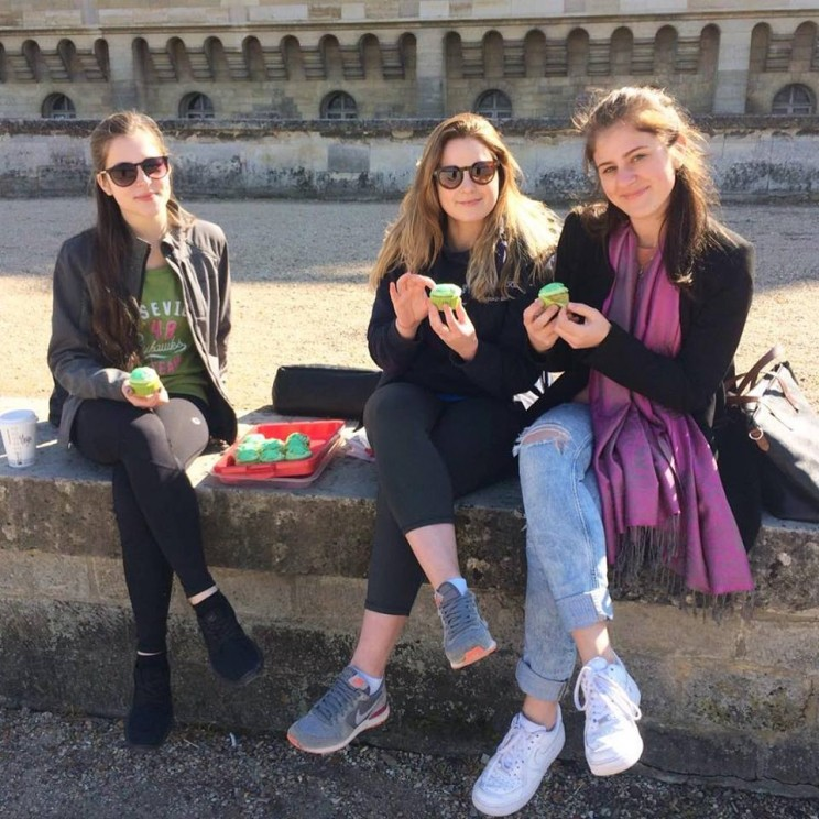 Ultimate au pair blog paris rachel haynes